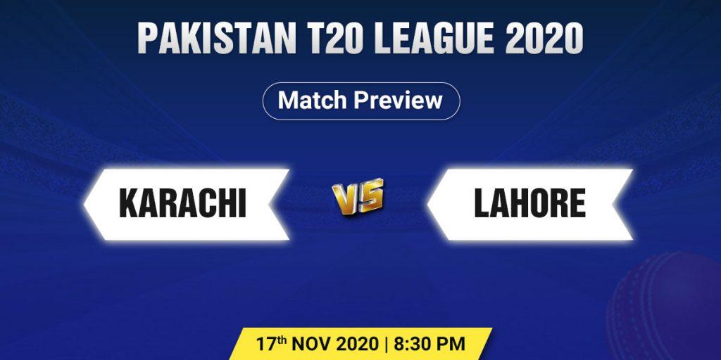 Karachi Kings vs Lahore Qalandars Final Match Preview  PSL