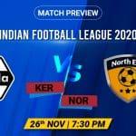 Kerala vs North East