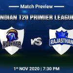 Kolkata vs Rajasthan Match