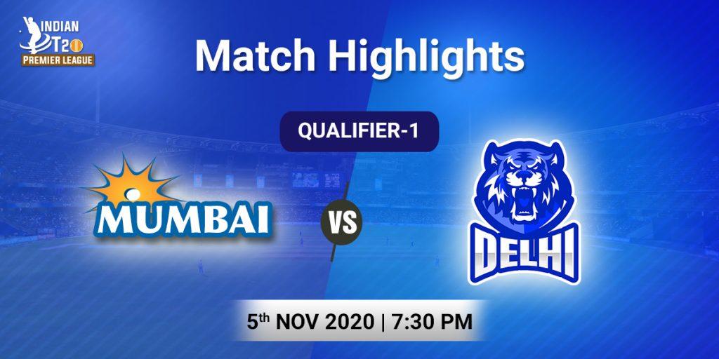Mumbai vs delhi