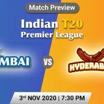 Hyderabad vs Mumbai