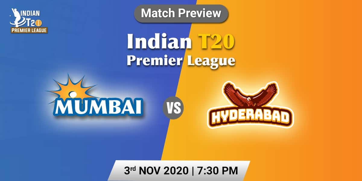 Hyderabad vs Mumbai