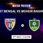 East Bengal vs Mohun Bagan