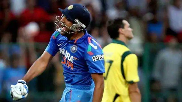 Rohit Sharma Best innings against aus