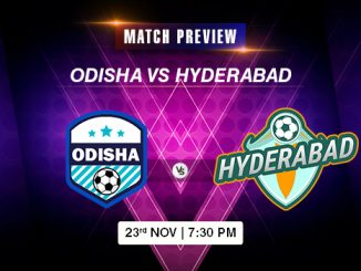 Odisha vs Hyderabad