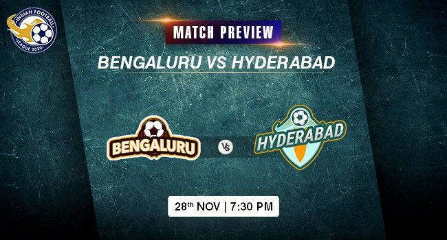 Bengaluru vs Hyderabad