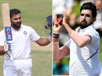 Australia vs India 2020