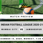 Mumbai City vs Jamshedpur football match preview