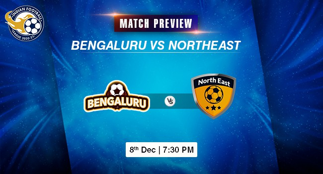 Bengaluru vs NorthEast Football