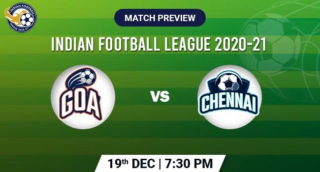 Goa vs Chennai Football Match Preview: Indian Football League 2020-21