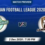 Hyderabad vs Jamshedpur