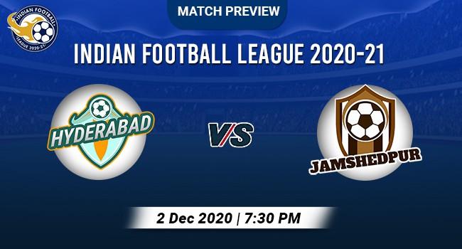Hyderabad vs Jamshedpur