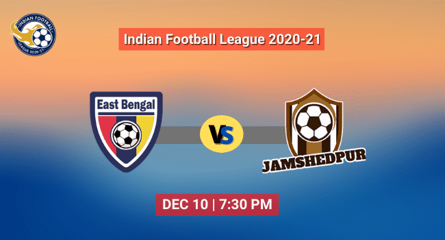 East Bengal vs Jamshedpur