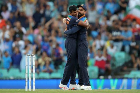 AUS vs IND 2nd T20I