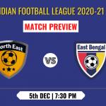 NorthEast vs East Bengal