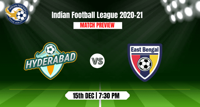 Hyderabad vs East Bengal