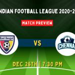 East Bengal vs Chennai
