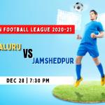 Bengaluru vs Jamshedpur Football