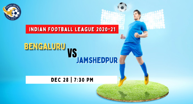 Bengaluru vs Jamshedpur Football