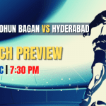 Mohun Bagan vs Hyderabad