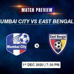 Mumbai City vs East Bengal
