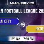 Mumbai City vs Hyderabad Match Preview