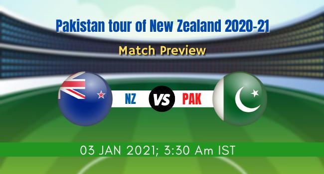 New Zealand vs Pakistan