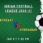 Northeast vs Hyderabad Football Match Preview