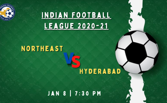 Northeast vs Hyderabad Football Match Preview
