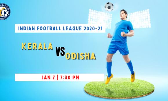 Kerala vs Odisha