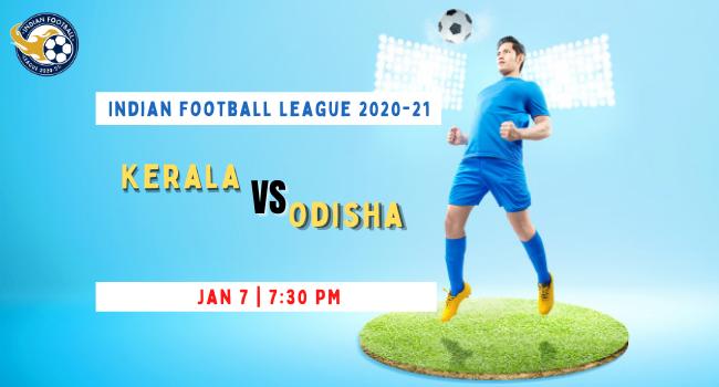 Kerala vs Odisha Football Match Preview: Indian Football League 2020-21