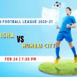 Indian Football League 2021: Odisha vs Mumbai City Match preview: Head to Head Record: Indian football league 2021