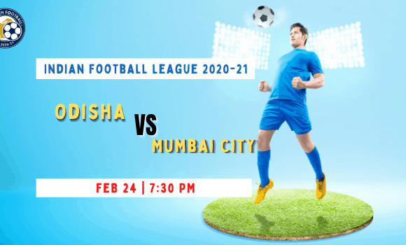 Indian Football League 2021: Odisha vs Mumbai City Match preview: Head to Head Record: Indian football league 2021