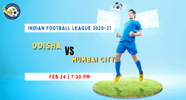 Indian Football League 2021: Odisha vs Mumbai City Match preview