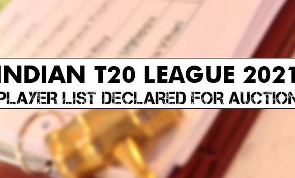 Indian T20 League 2021