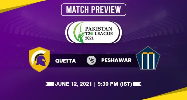 Quetta vs Peshawar Match Preview