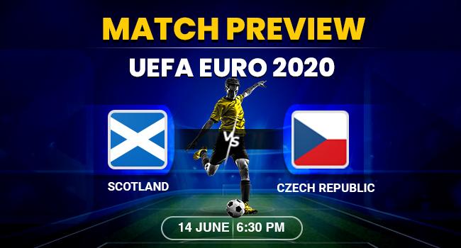 Scotland vs Czech Republic Match Preview | UEFA Euro 2020
