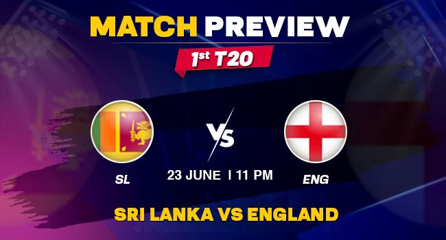 Eng vs SL Match Preview
