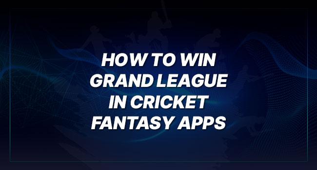 Fantasy sports app