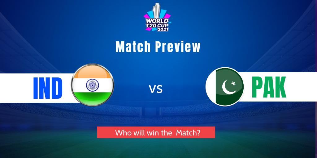 IND VS PAK MATCH PREVIEW